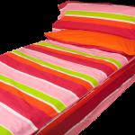 saco nordico roma rosa
