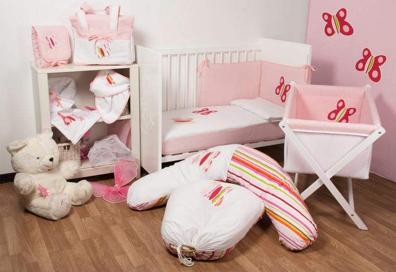 Colección saco nórdico bordado para todas las medidas de cuna y cama individual